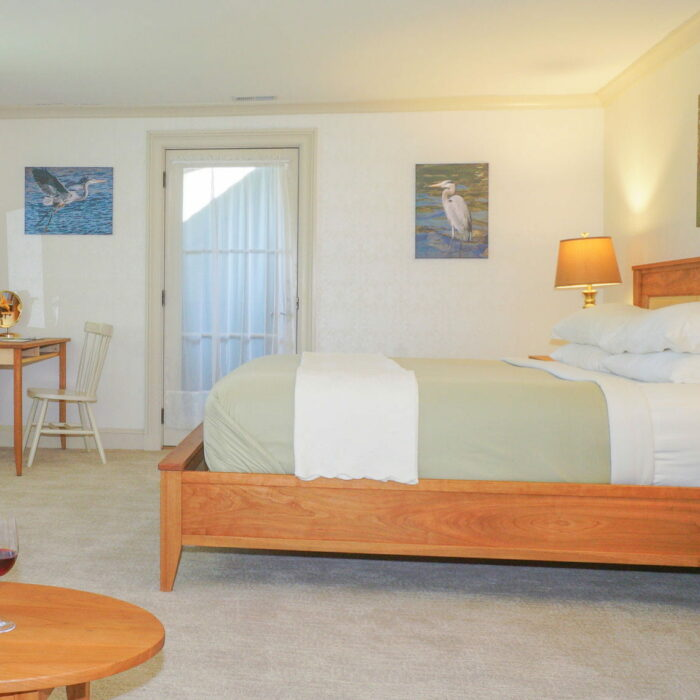 The Caulk Room offers incredible Eastern Shore romantic getaways