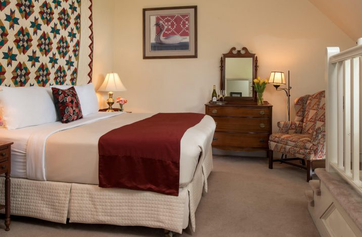 Geddes-Piper Room offers exceptional weekend getaways from DC