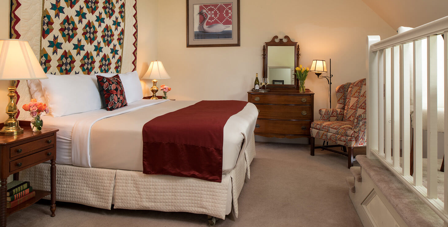 Geddes-Piper Room offers exceptional Chestertown lodging