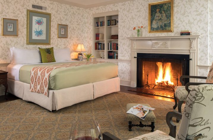 Marmaduke Room offers the ultimate romantic getaways near DC