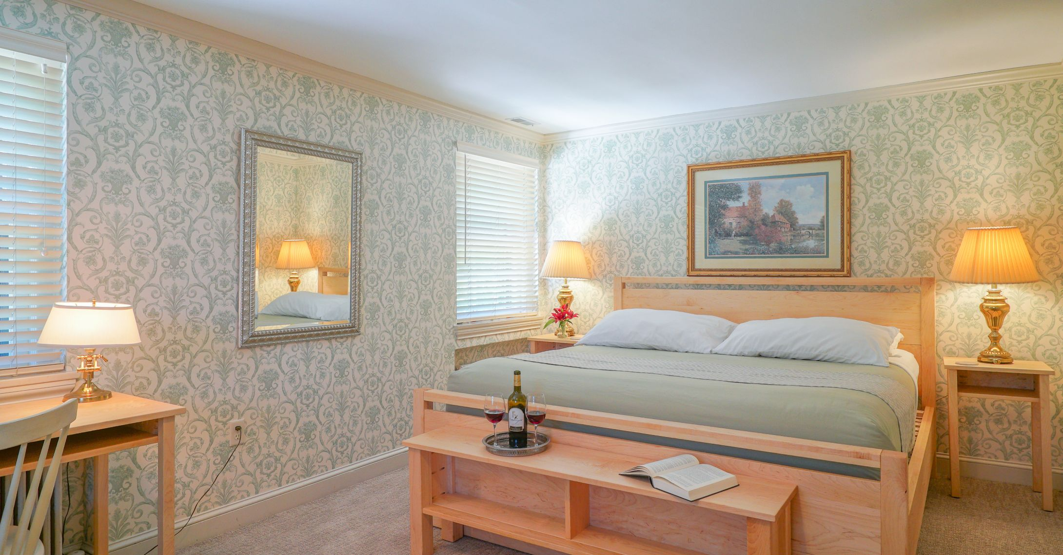 Roese Room offers exceptional eastern shore getaways