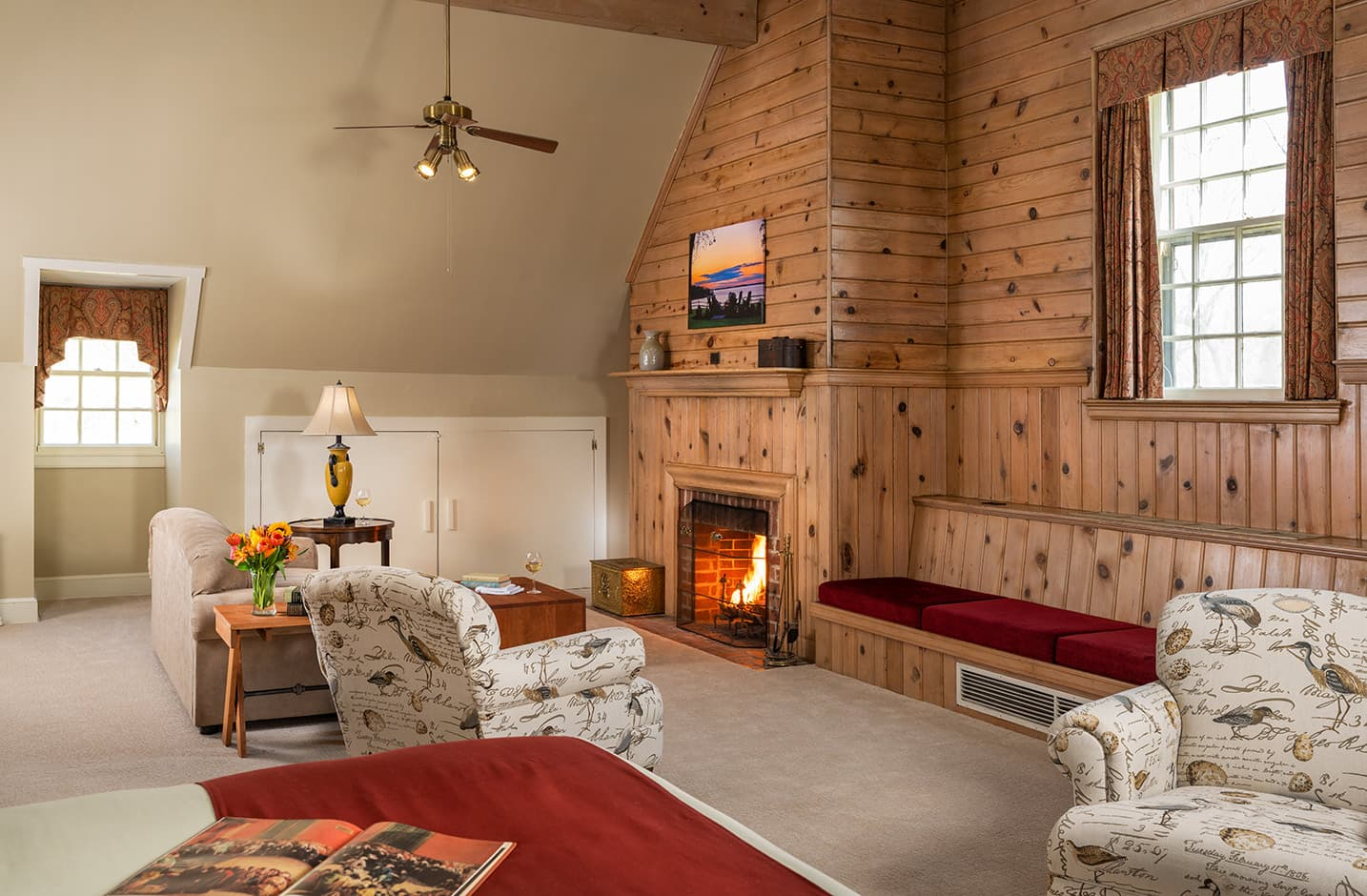 Russell Suite offers incredible getaways from DC