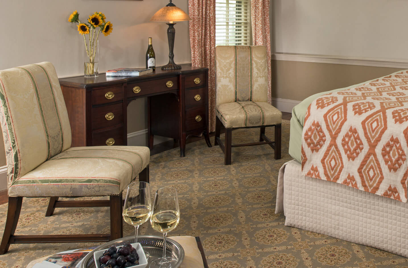 Tylden Room offers incredible Eastern Shore romantic getaways