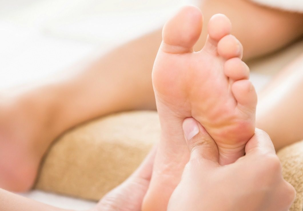 Reflexology Foot Massage at Great Oak Manor