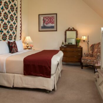 Our Geddes-Piper Room offers exceptional Chestertown, MD Lodging
